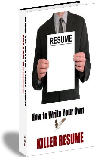 write your resume resume ebook